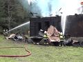 Partia kamarátov sa vybrala na chatu do Mútnej: Vypukol požiar, Dalibor (†18) zahynul v plameňoch