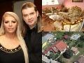 Luxusná vila Mojsejovcov na predaj: Po gýči ani stopa... Takto sa to tam zmenilo!