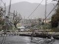Škody po hurikáne Maria