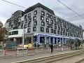 Nová fasáda hotela Danube Bratislava
