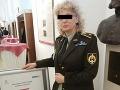 Škandál v slovenskej armáde! Majorka NATO zdieľa statusy hraničiace s vlastizradou