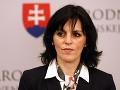 Audiovizuálny fond zatiaľ neodpovedal na otázky poslancov, upozorňuje Kaščáková