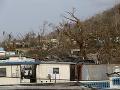 Bilancia ničivého hurikánu v