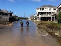Príroda opäť dokazuje svoju silu: Búrka Maria má opäť silu hurikánu