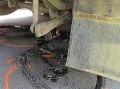 FOTO Tragická nehoda v Bytči:  Tibor (†16) na bicykli vletel pod kolesá kamiónu