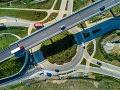 Prešovčania sa konečne dočkali: FOTO Dostavba križovatky Prešov, západ je oficiálne ukončená