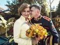 Danica Nejedlá s manželom