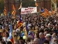Vláda pozastaví autonómiu Katalánska: Reagujú na tamojšie separatistické snahy