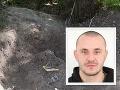Odhalenie o obvinenom z vraždy Valka! Pravá ruka bossa takáčovcov, policajné FOTO hrobu komplica