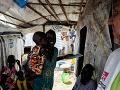 JUŽNÝ SUDÁN. Juba, 2017.