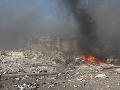 Vojaci išli hľadať únoscov rodiny, našli iba smrť: Štyroch mužov zabila bomba Talibanu