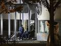 Švédske mesto sa spamätáva z mohutnej explózie: Pred policajnou stanicou vybuchla trhavina