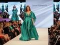 Moderátorka Fashion TV Jasmína Alagič