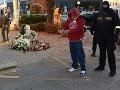 FOTO Rekonštrukcia Braňovej vraždy v Bratislave: Ind ukázal na kanál, prišiel šokujúci nález