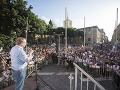Na Malte tisíce ľudí demonštrovalo po zavraždení novinárky za spravodlivosť
