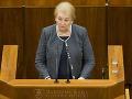 Záborská: KDH a NOVA by mohli v eurovoľbách spojiť sily