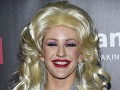 Spevačka Ellie Goulding sa na seba ani nepodobala.