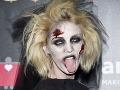 Celebrity žijú naplno Halloweenom.