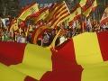 FOTO V Barcelone sa chystá veľká demonštrácia za jednotu Španielska