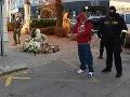 Polícia zverejnila VIDEO, ktoré zachytáva minúty pred vraždou v Bratislave: Útok stál Braňa život