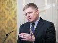 Fico: Výstavba diaľnic D1 a D3 je prioritou programového vyhlásenia vlády