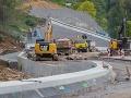 Oprava cesty z Kremnice do Martina je konečne hotová: Otvoria ju po takmer roku a pol