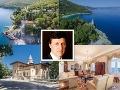 Piaty najbohatší Slovák sa plesol po vrecku: Kupuje rozprávkovú vilu v Chorvátsku za 8 miliónov