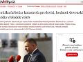 Voľby v Bratislave obleteli aj zahraničné médiá. Sarkazmom nešetrili.