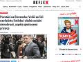 Voľby v Bratislave obleteli aj zahraničné médiá,  sarkazmom nešetrili.