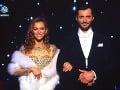 Dominika Rošková bola počas Let's dance tanečnou partnerkou Braňa Deáka