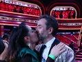 Takto nového kráľa tanečného parketu podporovala jeho manželka Alenka Kobielska.
