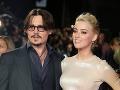 Johnny Depp obeťou domáceho násilia: Herca mlátila manželka... Schytal to aj hrncami a panvicami!