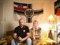 """Portrét """"nežného neonacistu"""". Dokument"""