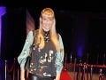 Prišla aj modelka Mirka Luberdová.