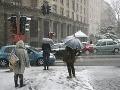 Predpoveď počasia neveští nič dobré: Sneženie, vietor aj mráz. Pripravte sa na zimu!