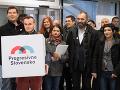 Progresívne Slovensko čaká prvý snem a voľba vedenia: Štefunko zatiaľ súpera nemá