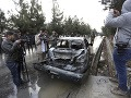 Útok v Afganistane