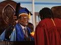Stav v Zimbabwe im urobil radosť: Odstúpenie Mugabeho je pre USA historickou udalosťou