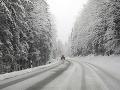 Zima, vietor a sneh trápia Slovensko: MAPA v týchto miestach hrozia záveje