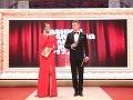 Jasmina Alagič a Juraj Bača ako moderátori Fashion Sparkling Charity Night. Po tejto moderovačke sa brunetke začali hrnúť ponuky.