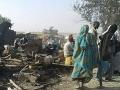 Nigériou otriasol bombový útok