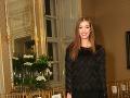 Krásna Jasmina Alagič opäť očarila všetkých prítomných.