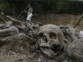 Otrasný objav z čias vojny v Juhoslávii: V masovom hrobe našli ostatky dvanástich ľudí