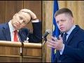 Boris Kollár a Robert Fico