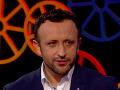 Ondrej Kandráč spolu so Štefanom Skrúcaným moderuje jojkársku šou Všetko čo mám rád.