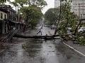 VIDEO Juh Indie a Srí Lanku zasiahol cyklón: Zahynulo najmenej 33 ľudí
