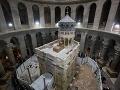 FOTO Vedci skúmali hrobku, v ktorej mali pochovať Ježiša: Z toho, čo odhalili, zostali ohromení