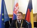 Slávnostné zloženie sľubu nového predsedu NSK Milana Belicu