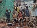 Bilancia, z ktorej mrazí: Občianska vojna v Južnom Sudáne si vyžiadala takmer 400-tisíc obetí