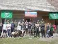 Účastníci tábora na Kotlebovej tajnej usadlosti: FOTO Sebranka milujúca Hitlera aj Tisa